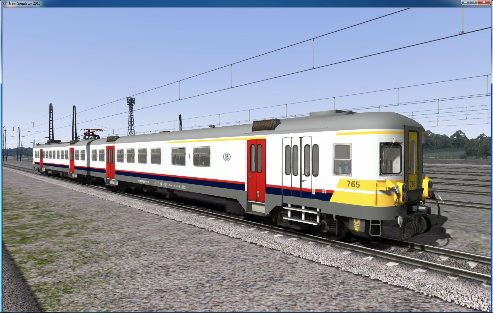 train simulator sncb