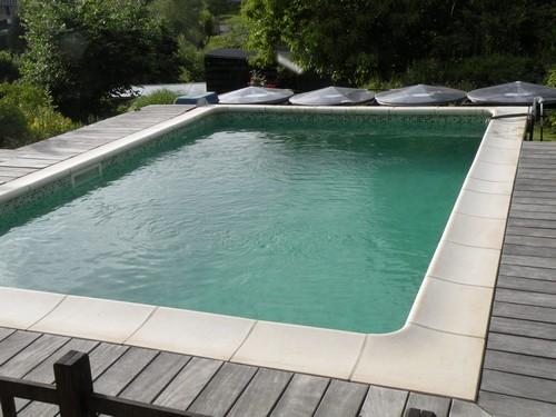 La piscine de bubu for Trop de chlore piscine