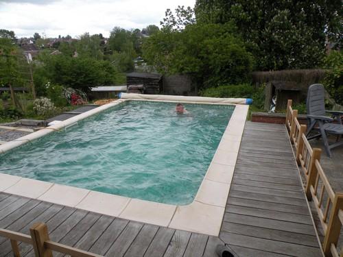 La piscine de bubu nouvelles for Meilleur chauffe piscine