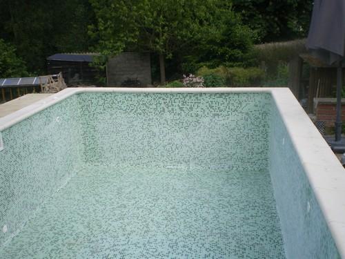 La piscine de bubu nouvelles - Enlever voile de ciment ...