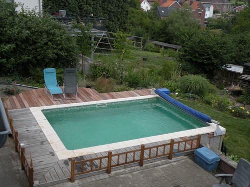 La piscine de bubu for Piscine chlore trop bas