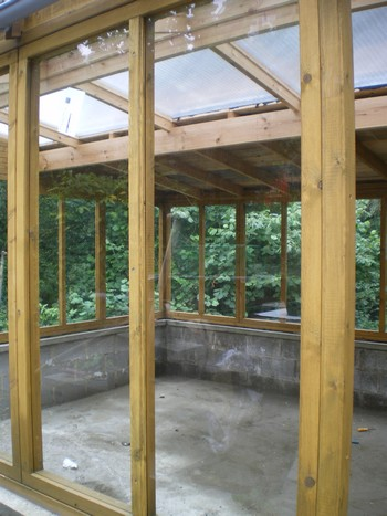 L 39 atelier bois generic 9 pose du vitrage - Faire un trou dans une vitre ...
