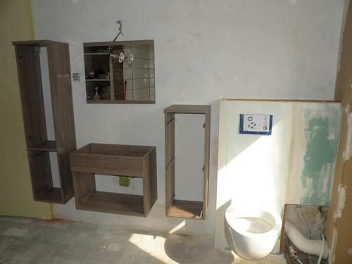 L 39 atelier bois generic salle de bains italienne - Peinture hydrofuge douche ...