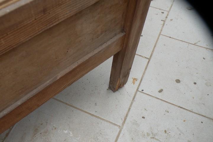 LAtelier Bois Generic Garderobes Sapin Pitchpin - Ferrure d assemblage pour meubles