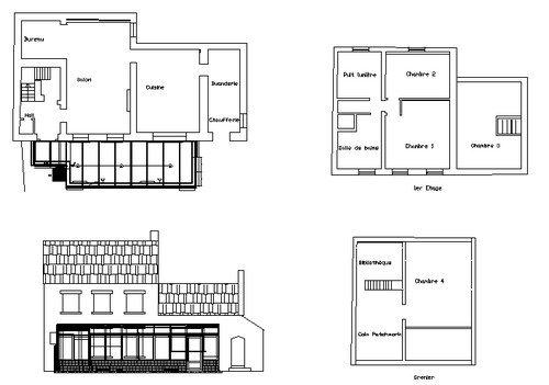L 39 atelier bois generic - Veranda plan de campagne ...