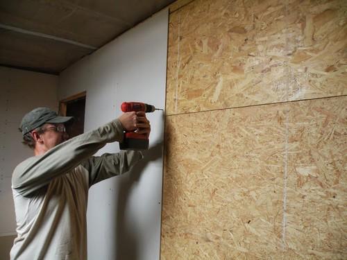 L 39 atelier bois generic 9 2 velux cloisons for Coller plaque de platre
