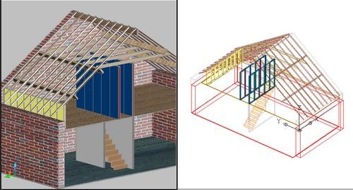 Faire un grenier nancy design - Idee amenagement grenier ...