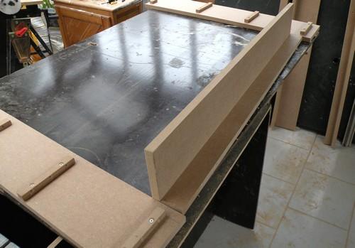 L 39 atelier bois generic etag re en mdf for Assemblage meuble mdf