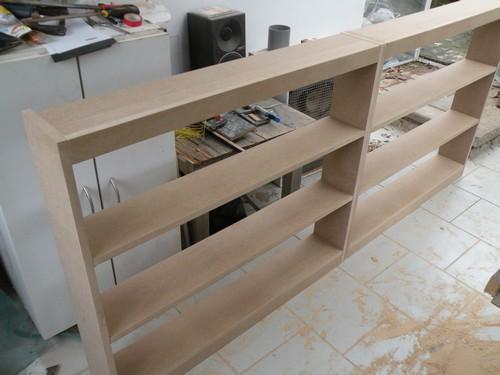 L 39 atelier bois generic nouvelles for Assemblage meuble mdf